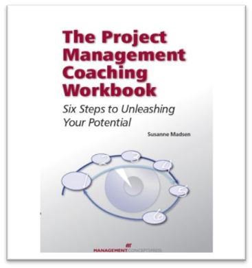 The Project Management Coaching Workbook – Book review